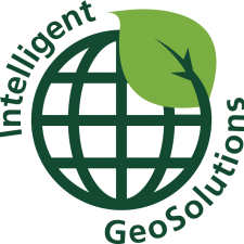 Logo for Intelligent GeoSolutions
